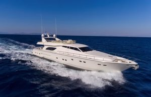 feretti rent yacht on mallorca