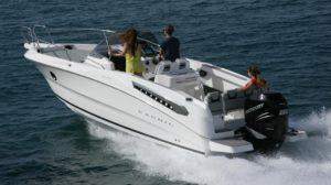 karnic 702 mallorca boat hire