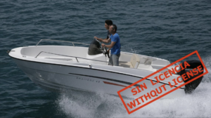 karnic smart rent a boat withut license