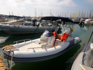 mallorca boat hire grand 500